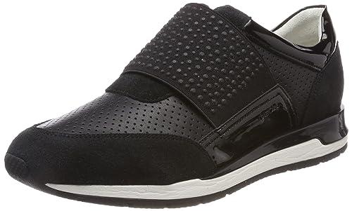 Geox D Shahira A, Zapatillas para Mujer: Amazon.es: Zapatos y complementos