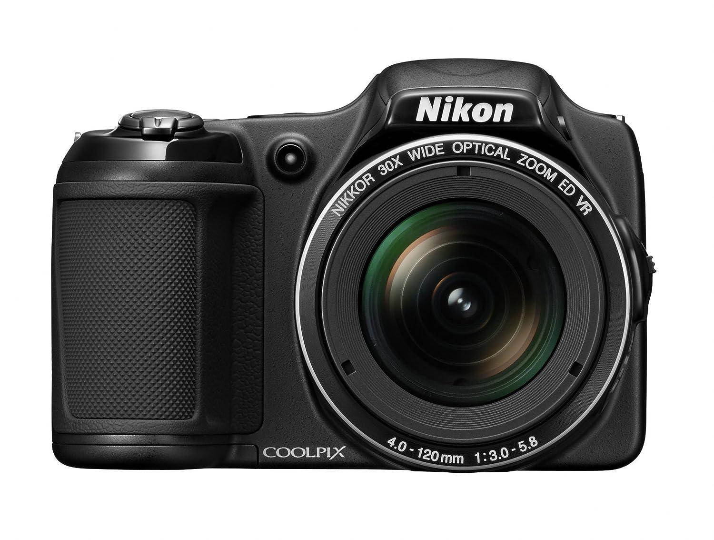 完成品 Nikon ブラック デジタルカメラ COOLPIX COOLPIX L820 B00B7FOO0O 光学30倍ズーム 有効画素数1605万画素 ブラック L820BK ブラック B00B7FOO0O, ミュージックハウス フレンズ:ea70eba7 --- ballyshannonshow.com