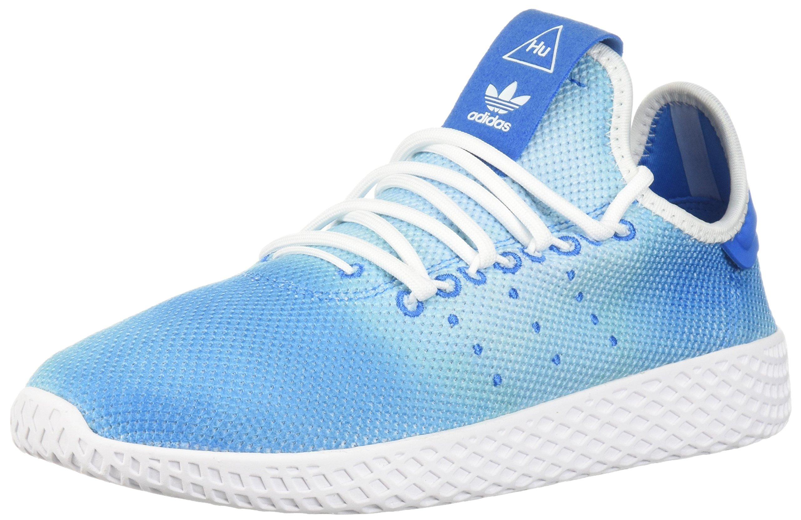 Kids bright Medium Us Hu Bluewhitewhite Tennis Pw Big Kid Unisex Originals Adidas 6 J IYWHDE92