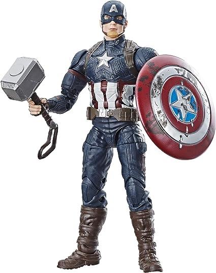 """Captain America Plush Disney Store 15/"""" Avengers Marvel Toy NEW"""