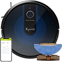 Kyvol Cybovac E31 Robot Vacuum, Sweeping & Mopping Robot Vacuum Cleaner with 2200Pa Suction, Smart Navigation, 150 mins…
