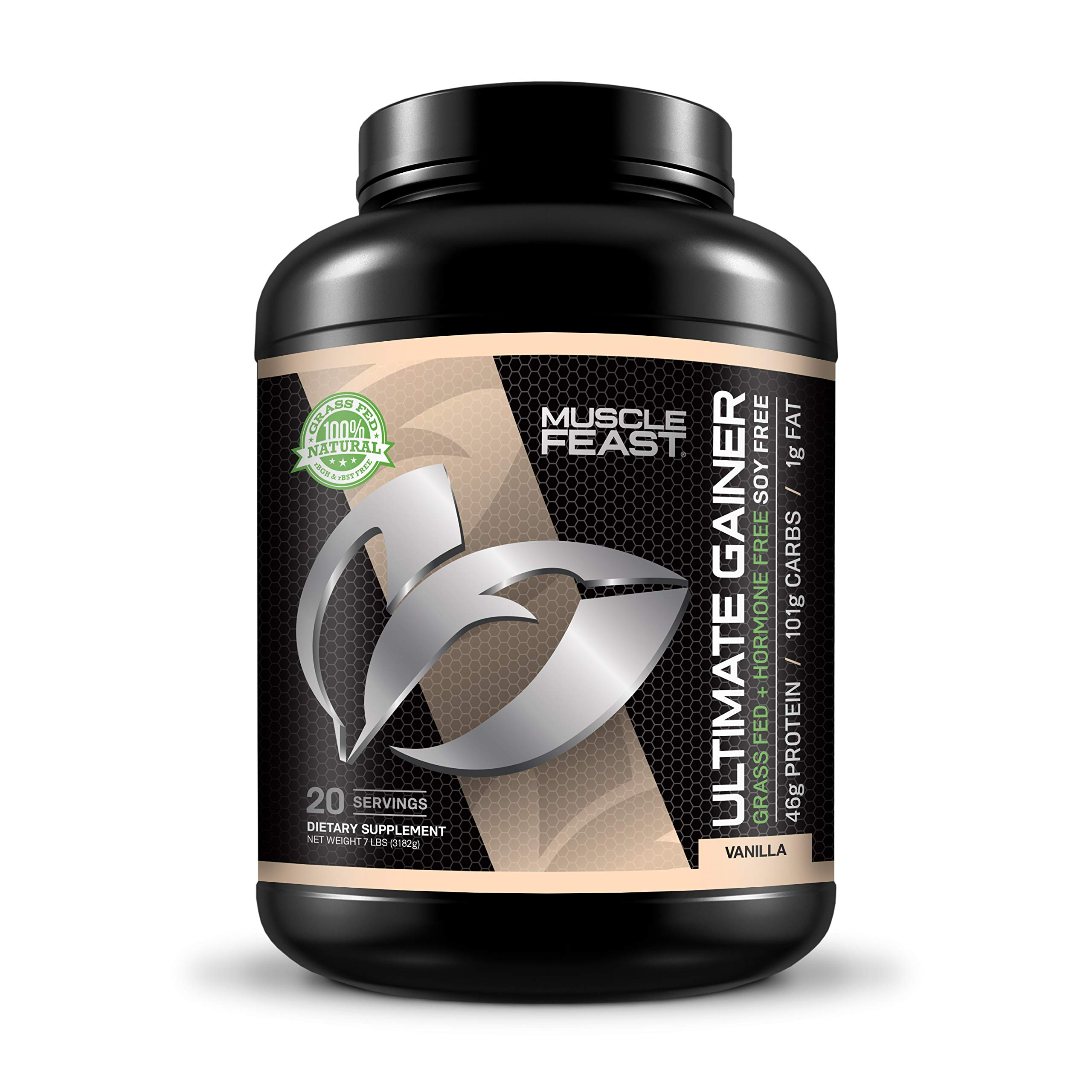Ultimate Weight Gainer 7 Pounds (Vanilla)