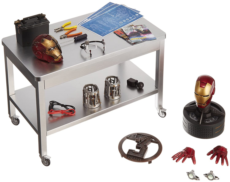Hot Toys - Iron Uomo 3  Tony Stark's Workshop Accessories Set