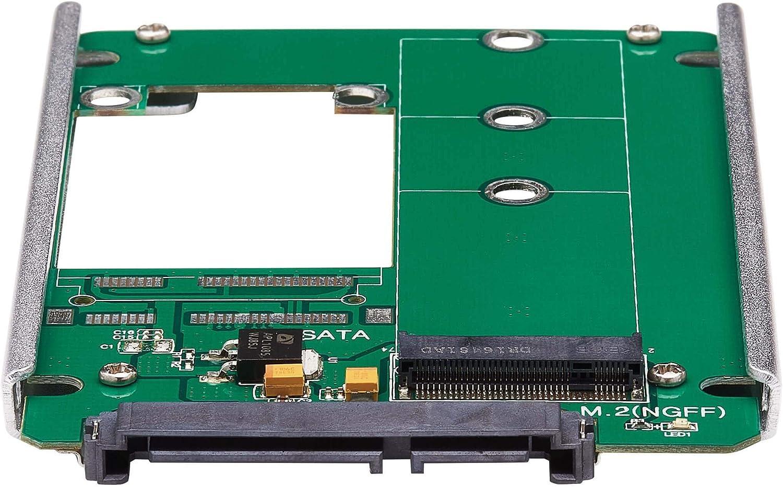 B-Key Tripp Lite M.2 NGFF SSD to 2.5In SATA Open Frame Housing Adapter P960-001-M2-NE