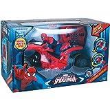 MTW Toys 20608–Marvel Ultimate Spiderman–RC di U Command Frecce, telecomandato