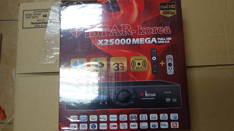 iStar X25000 Full Hd Free Arabic Channel Iptv Box, Arabic English