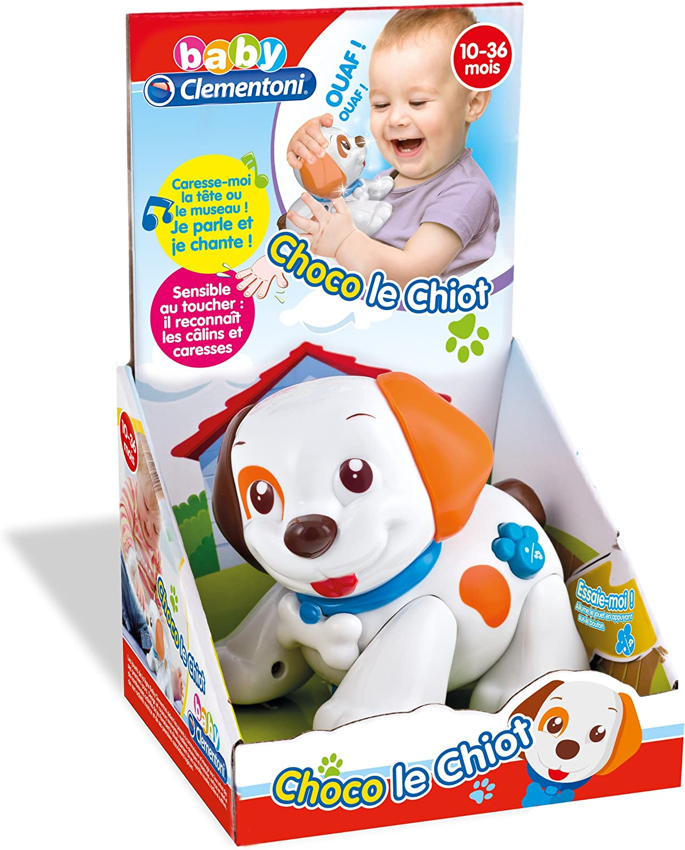 Giocattoli della Prima Et/à/ Choco Puppy. Clementoni 62.782,0 Versione Francese