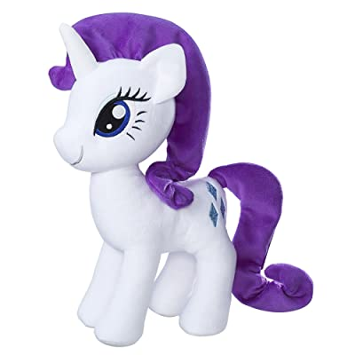My Little Pony Friendship is Magic Rarity Cuddly Plush: Toys & Games