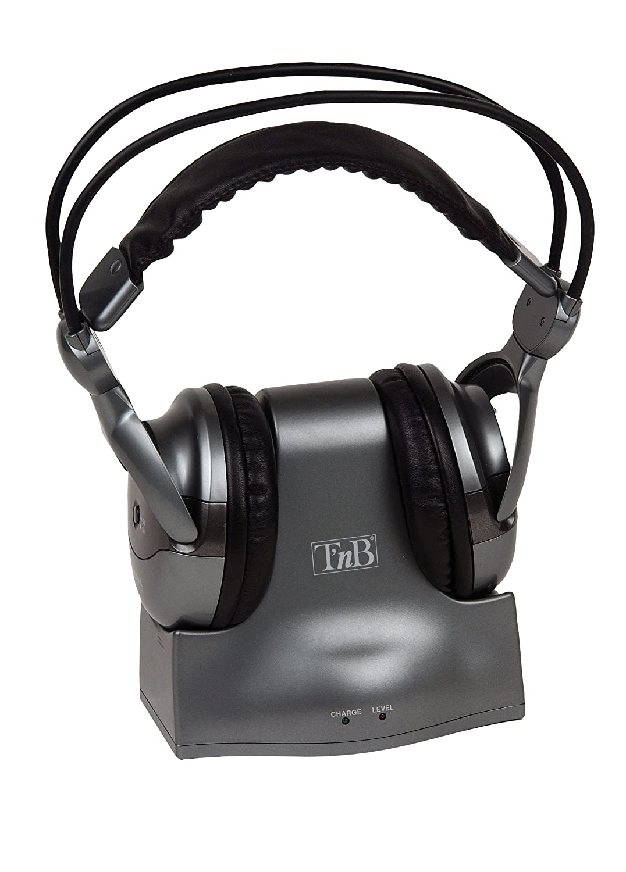 TnB CSF800 - Auriculares de diadema abiertos, negro: Amazon.es: Electrónica
