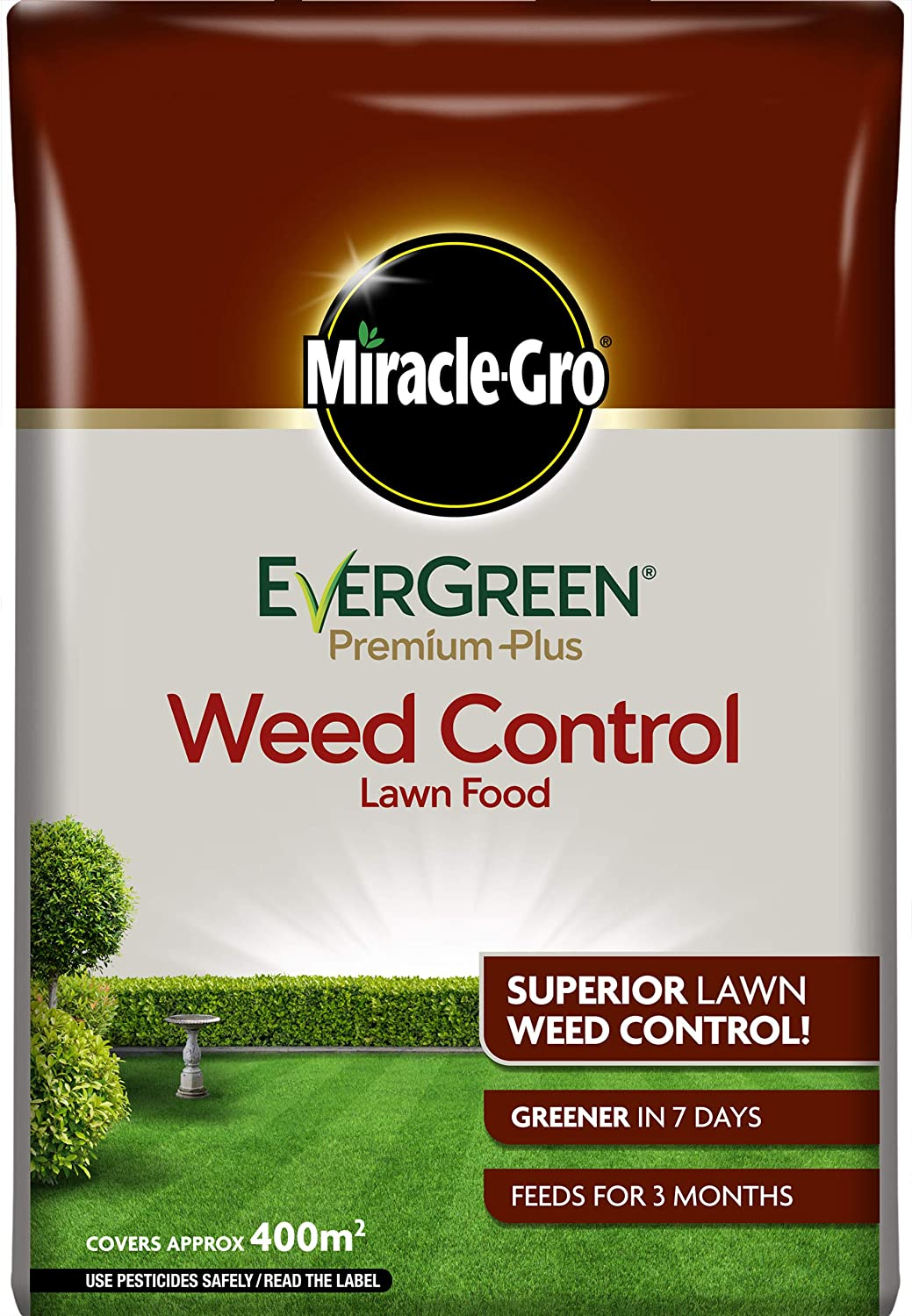 Miracle-Gro EverGreen Lawn Ferts Evergreen Garden Care N/A