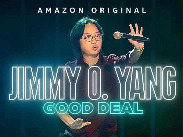 プライムビデオ英語字幕版ジミー・O・ヤン:人生はお買い得の画像