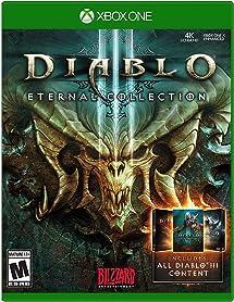 Diablo III Eternal Collection - Xbox One     - Amazon com