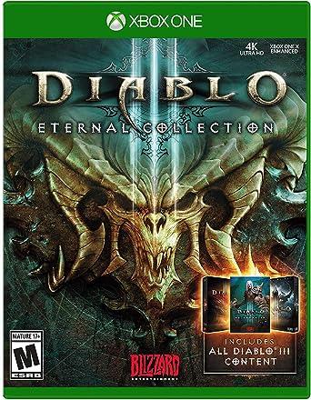 Diablo III: Eternal Collection for Xbox One [USA]: Amazon.es ...