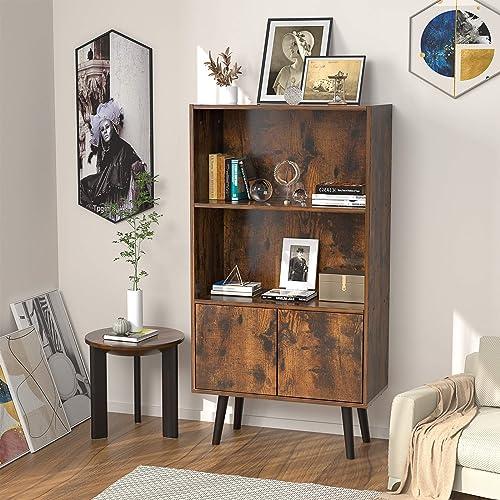 Topfurny Retro Bookcase