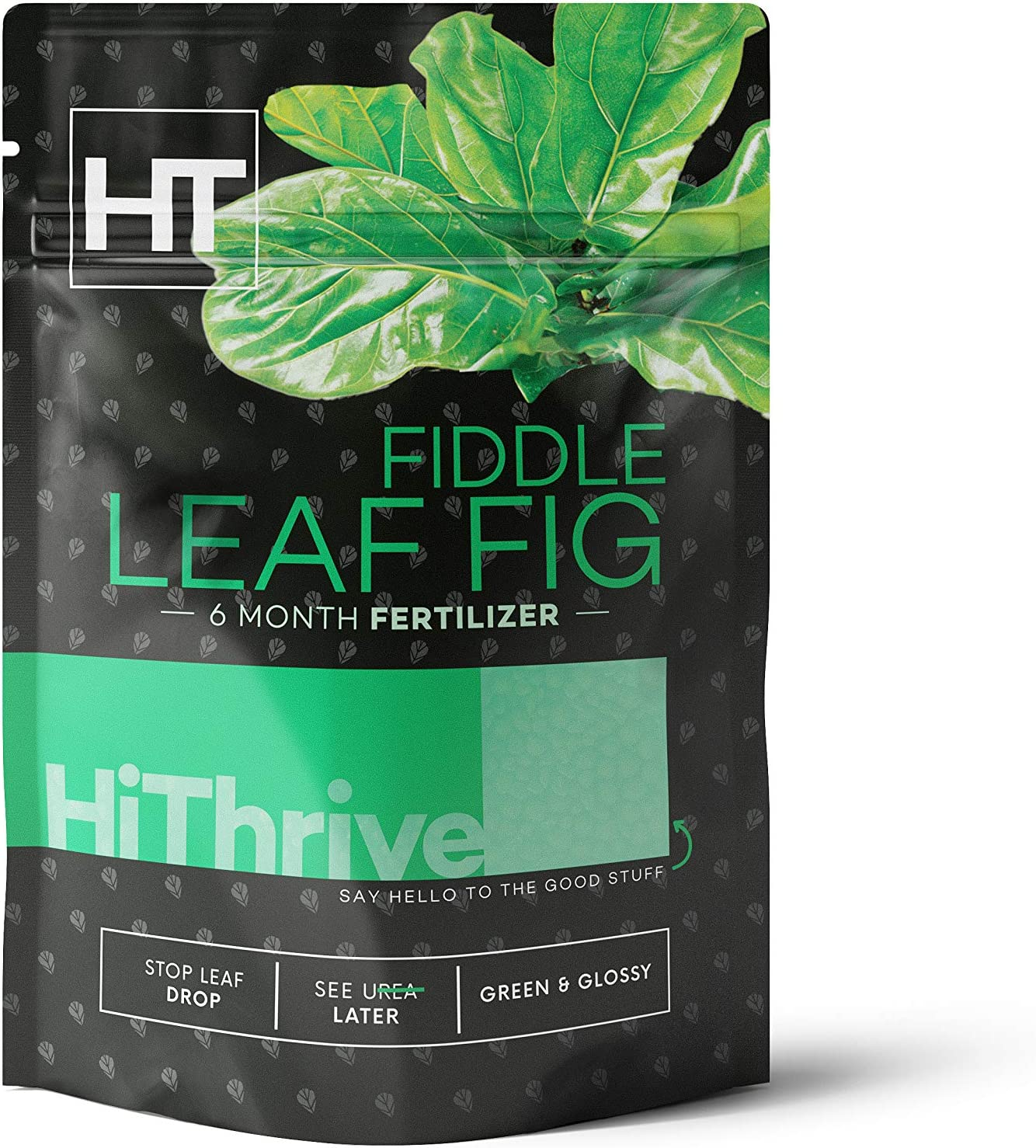 Fiddle Leaf Fig Fertilizer (8oz) - Liquid Plant Food for Ficus Plants and Figs - Improves Overall Health of Live Ficus Trees - Indoor + Outdoor Formula