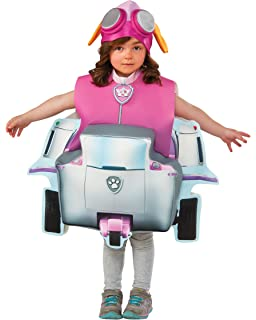 rubies costume paw patrol skye child costume small