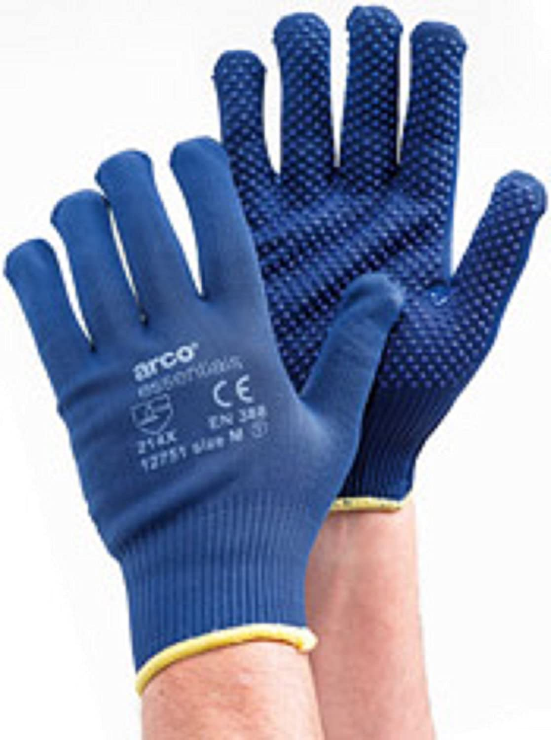 ARCO Thermal Dotted Gloves All Sizes Available Limited Stock