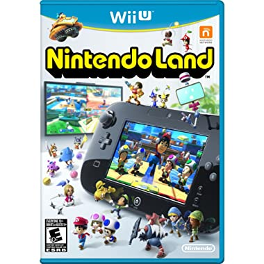 Nintendo Selects: Nintendo Land - Wii U [Digital Code]