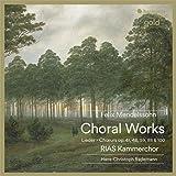 Mendelssohn Choral Lieder