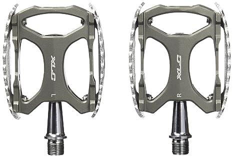 xlc pedali  XLC, Pedali MTB Trekking, Grigio (Grau/Schwarz): : Sport e ...