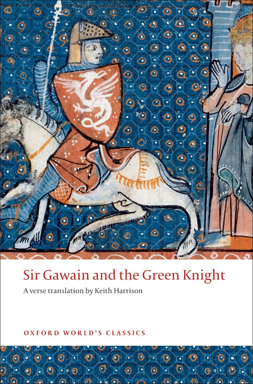 Sir Gawain And The Green Knight  Oxford World's Classics