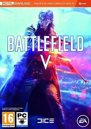 Battlefield 5 (La caja contiene un código de descarga - Origin ...