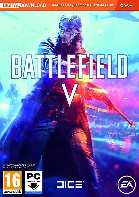 Battlefield 5 (La caja contiene un código de descarga - Origin): Amazon.es: Videojuegos