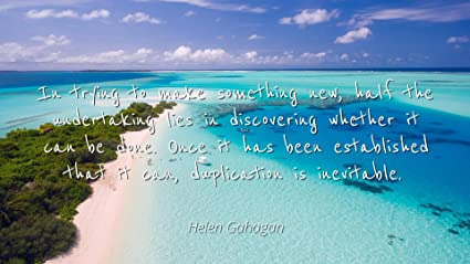 Amazoncom Helen Gahagan Famous Quotes Laminated Poster Print