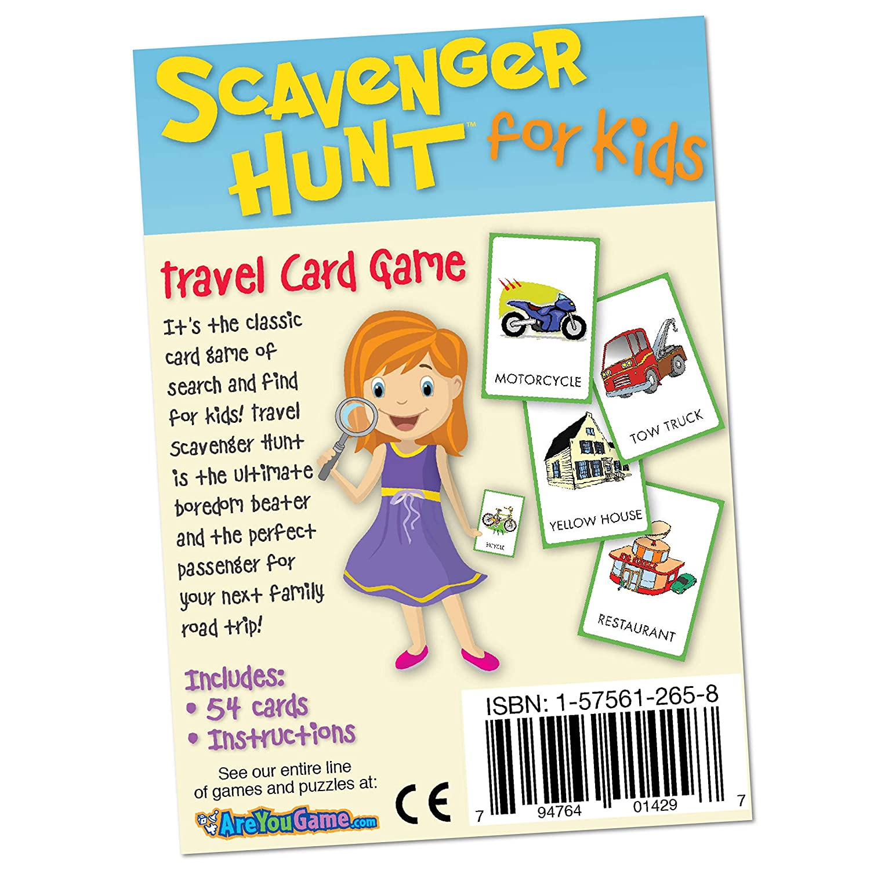 the summer vacation treasure hunt 2