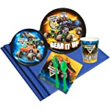 BirthdayExpress Monster Jam Party Supplies - Party Pack for 24 Guests
