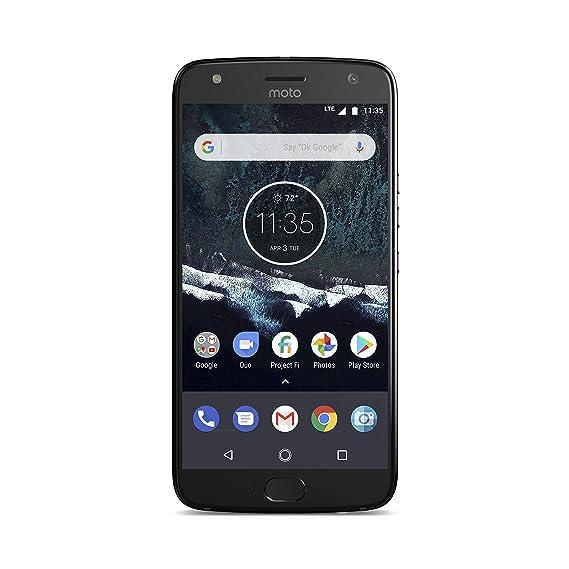 Motorola Moto X4 Android One Edition Factory Unlocked Phone - 5 2inch  Screen - 32GB - Black (US Warranty) (Renewed)