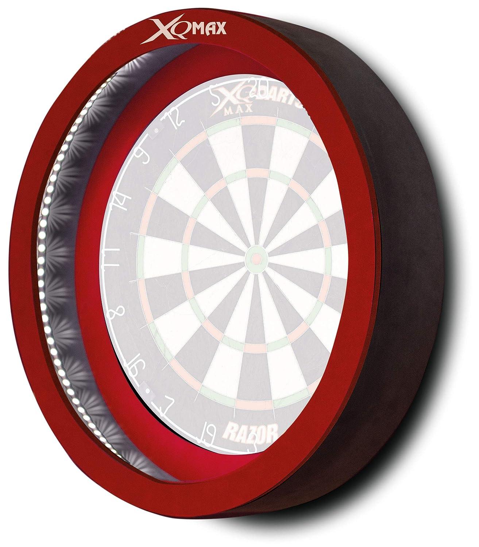 XQmax qd7300530 Hombre Rojo LED offizielle Gr/ö/ße Anillo de Receptor para Hombre