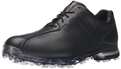 new arrival 99f9a 5f0f5 adidas Mens Adipure TP Golf Cleated, Black, ...