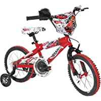 Dynacraft Hot Wheels Boys BMX Street/Dirt Bike with Hand Brake