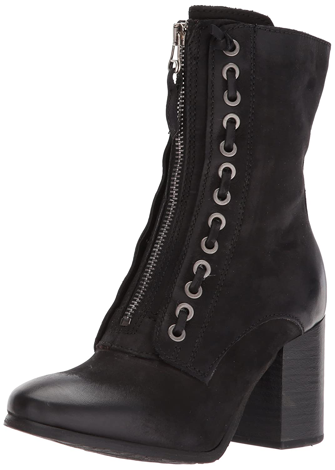 Miz Mooz Women's Nikita Fashion Boot B06XP45GX3 42 M EU (10.5-11 US)|Black