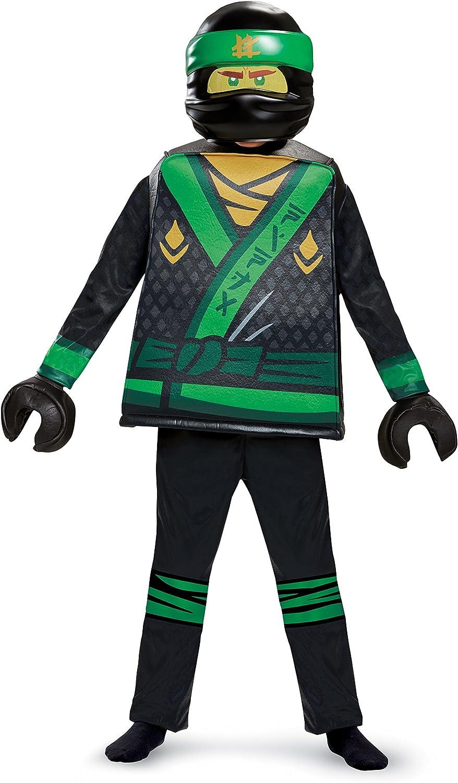 Amazon.com: Disfraz de Lloyd Lego Ninjago de Disguise: Toys ...