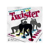 Hasbro Gaming-98831103 Twister (Gioco in Scatola), M28047
