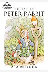 The Tale of Peter Rabbit (Classics Made Easy): Dozens of Illustrations, Glossary included Kindle Edition