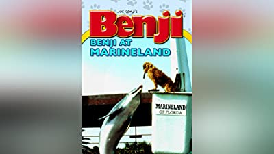 Benji at Marineland
