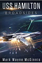 USS Hamilton: Broadsides Kindle Edition
