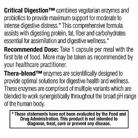 Amazon.com: Enzima la Ciencia – La Digestión Crítico ...