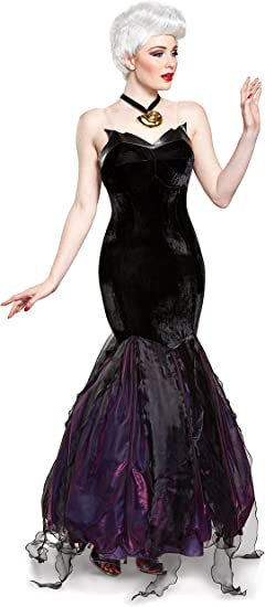 Ursula Prestige Womens Fancy dress costume Large: Amazon.es ...