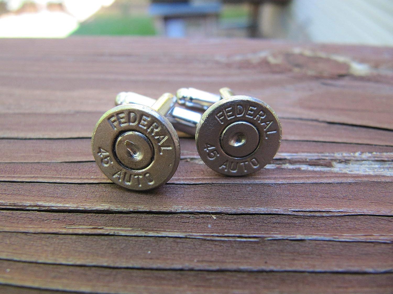 B0167VY0VU 45 Caliber Bullet Cuff Links 81TjGwTP2BgL