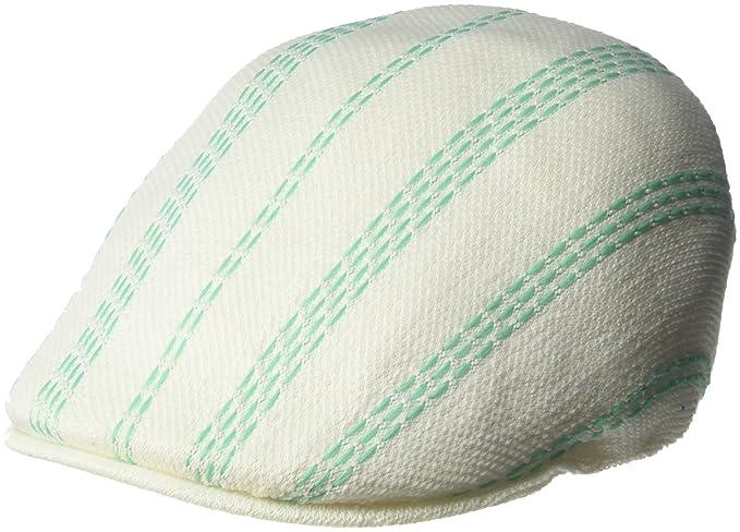 51c02ba3138 Kangol Men s Float Stripe 507 Ivy Cap at Amazon Men s Clothing store