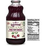 Lakewood Pure Tart Cherry, Fresh Pressed (32 Oz, 6 Pack)