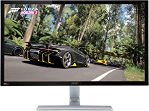 "Acer RT0 28"" LED Widescreen LCD Monitor 3840 x 2160 1ms 330 Nit (TN Film) (Renewed)"