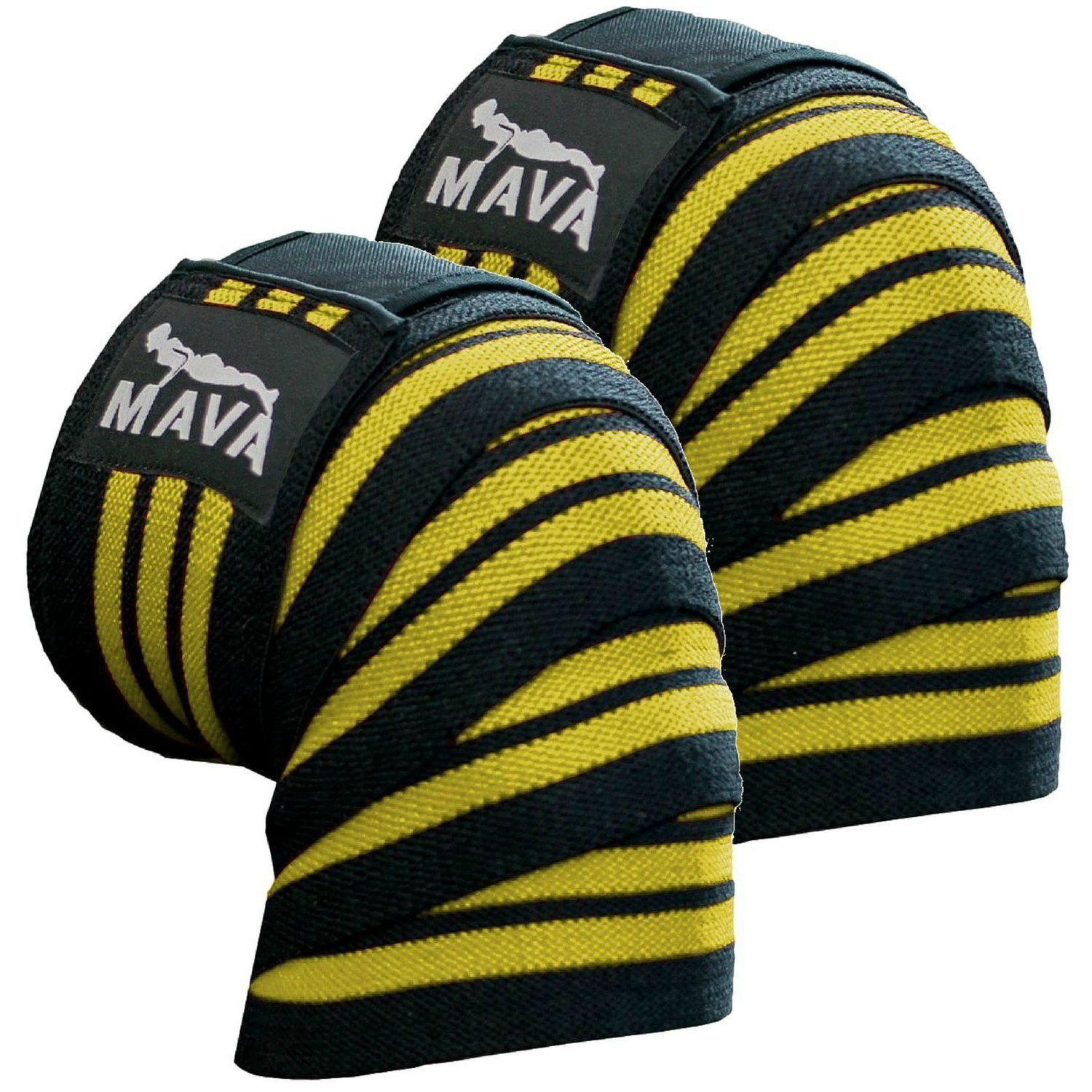 #2 Mava Knee Wraps (Pair)