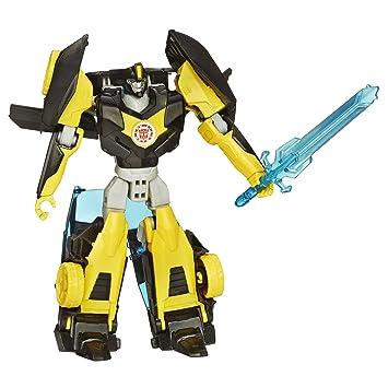 Transformers Robots in Disguise Warrior Class BUMBLEBEE Original 2015 RID