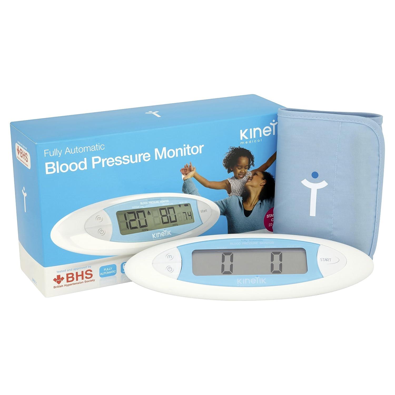 Kinetik Medical - Tensiómetro automático: Amazon.es: Salud y cuidado personal