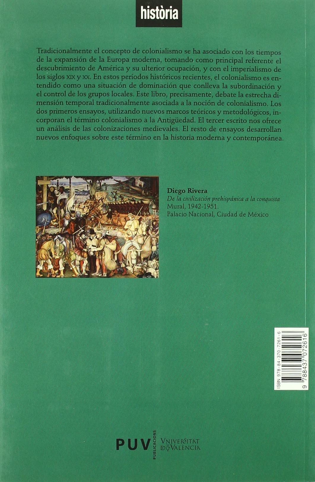 De Tartessos a Manila: Siete estudios coloniales y poscoloniales Història: Amazon.es: Glòria Cano: Libros